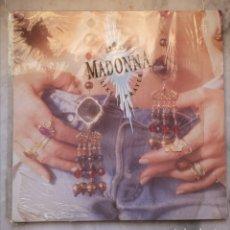 Discos de vinilo: MADONNA LIKE A PLAYER LP. Lote 172896932