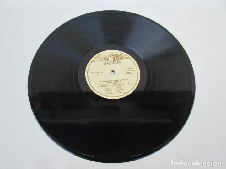 Discos de vinilo: BERT AND JHON. BERT JANSCH & JOHN RENBOURN. LP VINILO. TRANSATLANTIC ZAFIRO 1978. VER FOTOGRAFIAS - Foto 3 - 172897122
