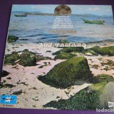 Discos de vinilo: CANCIONES DE ORO DE LOS TAMARA LP MARFER 1974 - SIN ESTRENAR - POP FOLK GALICIA . Lote 172897795
