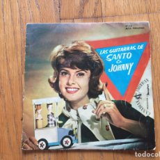 Discos de vinilo: LAS GUITARRAS DE SANTO JOHNNY. Lote 172900578