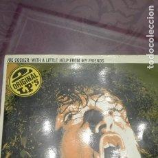 Discos de vinilo: JOE COCKER WITH A LITTLE HELP FROM MY FRIENDS. Lote 172901515