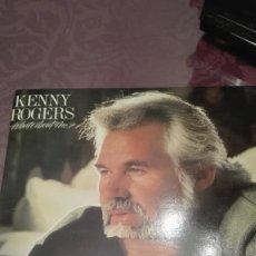 Discos de vinilo: KENNY ROGERS WHAT ABOUT ME?. Lote 172913102