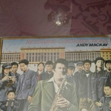 Discos de vinilo: ANDY MACKAY RESOLVING CONTRADICTIONS. Lote 172913513