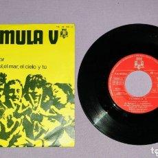 Discos de vinilo: MAXI SINGLE FORMULA V.. Lote 172920004