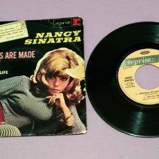 Discos de vinilo: MAXI SINGLE ANTIGUO VINILO DE NANCY. Lote 172920269