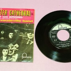 Discos de vinilo: MAXI SINGLE ANTIGUO VINILO THE NEW VAUDEVILLE BAND (LA NUEVA BANDA DE VAUDEVILLE).. Lote 172920319