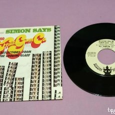Discos de vinilo: MAXI SINGLE ANTIGUO VINILO. SIMÓN SAYS.. Lote 172920532