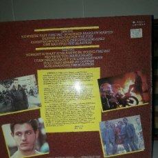 Discos de vinilo: LP BSO CALLES DE FUEGO. Lote 292615248