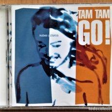 Discos de vinilo: TAM TAM GO. CD NUBES Y CLAROS. 1999. Lote 172935842