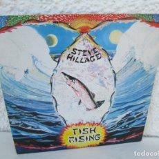 Discos de vinilo: STEVE HILLAGE. FISH RISING. LP VINILO. VIRGIN RECORDS ARIOLA 1975. VER FOTOGRAFIAS ADJUNTAS. Lote 172946599