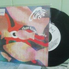 Discos de vinilo: THE CURE CLOSE TO ME REMIX SINGLE SPAIN 1990 PDELUXE. Lote 172947070