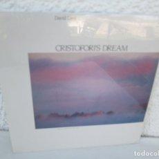 Discos de vinilo: CRISTOFORI´S DREAM. DAVID LANZ. LP VINILO. NUEVO SIN DESPRECINTAR. NARADA LOTUS 1988.. Lote 172947200