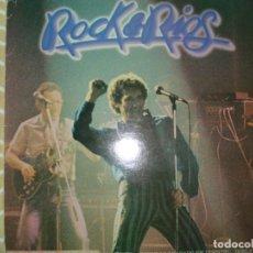 Discos de vinilo: MIGUEL RIOS , ROCK&RIOS , DOBLE LP. Lote 172951307