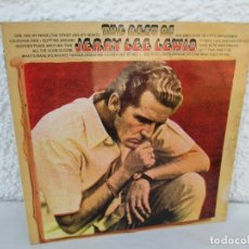 Discos de vinilo: THE BEST OF JERRY LEE LEWIS. LP VINILO. MERCURY 1968. VER FOTOGRAFIIAS ADJUNTAS. Lote 172955559