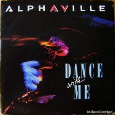Discos de vinilo: ALPHAVILLE-DANCE WITH ME, WEA-248 747 7. Lote 172957912