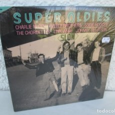 Discos de vinilo: SUPER OLDIES. CHARLIE MCCOY. EVERLY BROTHERS. EDDIE HODGES. THE CHORDETTES. LINK WRAY. LP VINILO. Lote 172959077
