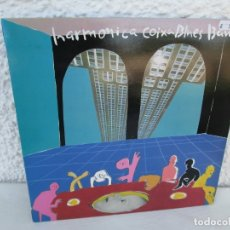 Discos de vinilo: HARMONICA COIXA BLUES BAND. LP VINILO. EDICIONES M.A. 1988. VER FOTOGRAFIAS ADJUNTAS. Lote 172959270