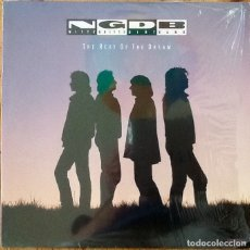 Discos de vinilo: NITTY GRITTY DIRT BAND : THE REST OF THE DREAM [DEU 1990] LP. Lote 172960438