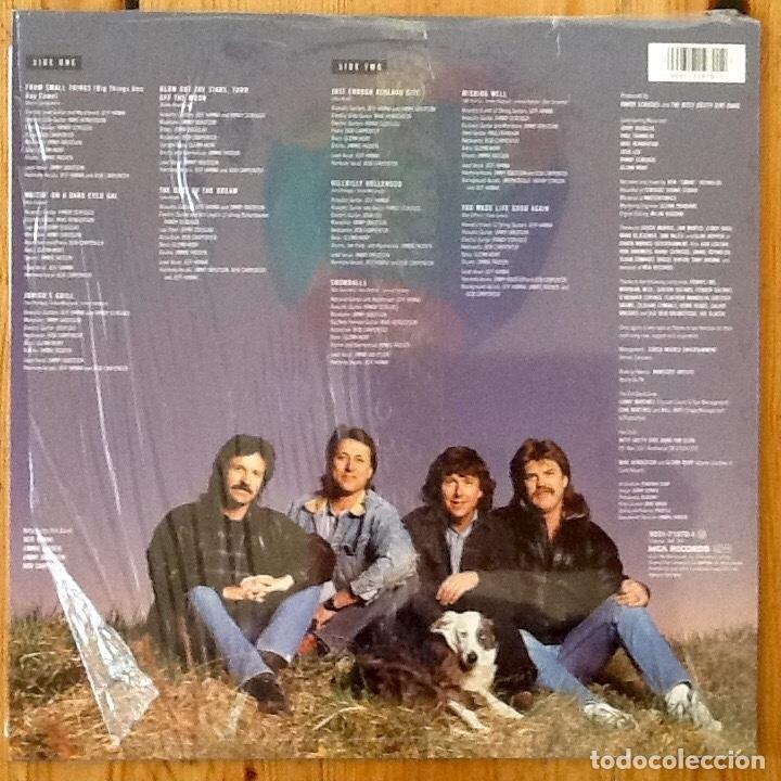 Discos de vinilo: NITTY GRITTY DIRT BAND : THE REST OF THE DREAM [DEU 1990] LP - Foto 2 - 172960438