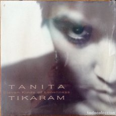 Discos de vinilo: TANITA TIKARAM : ELEVEN KINDS OF LONELINESS [DEU 1992] LP. Lote 172961345