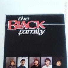 Discos de vinilo: THE BLACK FAMILY ( 1986 DARA IRELAND ) IRLANDA MARY BLACK EXCELENTE ESTADO. Lote 172967378