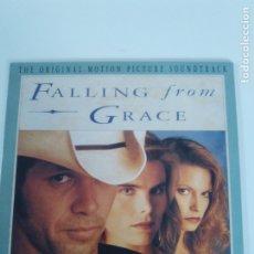 Discos de vinilo: FALLING FROM GRACE ( 1992 MERCURY HOLLAND ) JOHN COUGAR MELLENCAMP JOHN PRINE DWIGHT YOAKAM LISA GER. Lote 172967550