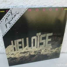 Discos de vinilo: HELLOISE. COSMOGONY. PRODUCED BY JOHN SONNEVELD. LP VINILO. WEA RECORDS 1985.. Lote 172976920