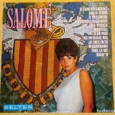 Discos de vinilo: LP SALOMÉ: SALOMÉ, ESPAÑA 1968,COMO NUEVO (NM_NM). Lote 173000494
