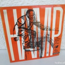 Discos de vinilo: THE EXITING HAMP IN EUROPE. LIONEL HAMPTON Y ORQUESTA. LP VINILO. VERGARA. 1964. VER FOTOS. Lote 173007612