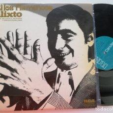 Discos de vinilo: CALIXTO SANCHEZ - ESTILOS FLAMENCOS - LP RCA 1974 // ENRIQUE DE MELCHOR DE MARCHENA // COMO NUEVO. Lote 173009508
