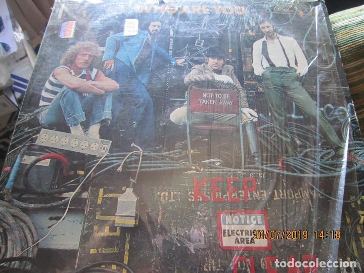 Discos de vinilo: THE WHO - WHO ARE YOU LP - ORIGINAL U.S.A. - MCA RECORDS 1978 CON FUNDA INT. GENERICA DE LA MCA - - Foto 12 - 173011387