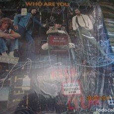 Discos de vinilo: THE WHO - WHO ARE YOU LP - ORIGINAL U.S.A. - MCA RECORDS 1978 CON FUNDA INT. GENERICA DE LA MCA -. Lote 173011387