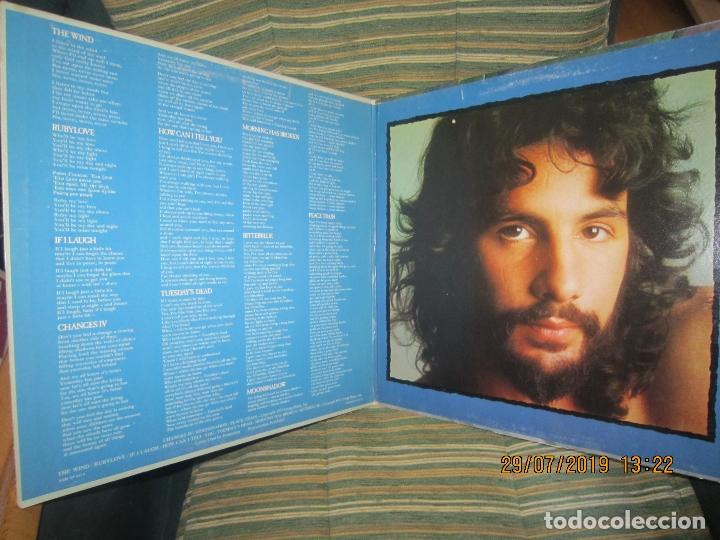 Discos de vinilo: CAT STEVENS - TEASER AND THE FIRECAT LP- ORIGINAL U.S.A. - A&M RECORDS 1971 - GATEFOLD COVER - - Foto 6 - 173020580