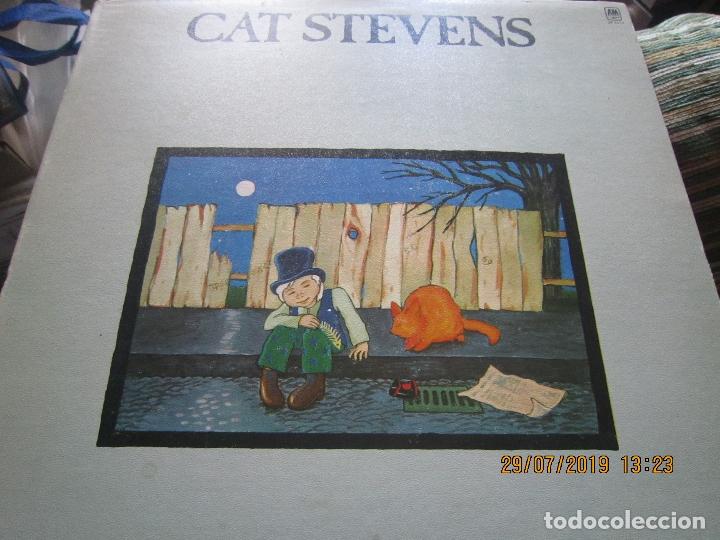 Discos de vinilo: CAT STEVENS - TEASER AND THE FIRECAT LP- ORIGINAL U.S.A. - A&M RECORDS 1971 - GATEFOLD COVER - - Foto 11 - 173020580