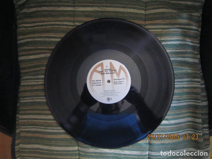 Discos de vinilo: CAT STEVENS - TEASER AND THE FIRECAT LP- ORIGINAL U.S.A. - A&M RECORDS 1971 - GATEFOLD COVER - - Foto 12 - 173020580