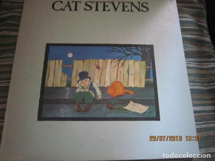 Discos de vinilo: CAT STEVENS - TEASER AND THE FIRECAT LP- ORIGINAL U.S.A. - A&M RECORDS 1971 - GATEFOLD COVER - - Foto 20 - 173020580