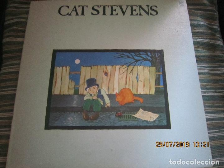 CAT STEVENS - TEASER AND THE FIRECAT LP- ORIGINAL U.S.A. - A&M RECORDS 1971 - GATEFOLD COVER - (Música - Discos - LP Vinilo - Pop - Rock - Extranjero de los 70)