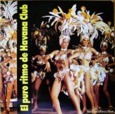 Discos de vinilo: EL PURO RITMO DE HAVANA CLUB, AREITO-LD-4436. Lote 173023960