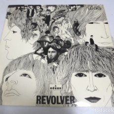 Discos de vinilo: LP. THE BEATLES. REVOLVER. ODEON. 1966. ESTEREO. Lote 173037108