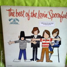 Discos de vinilo: THE BEST OF THE LOVIN SPOONFUL LP MADE IN USA. Lote 173061902