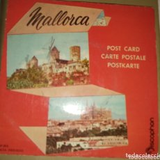Discos de vinilo: MALLORCA Y SU FOLKLORE. LOS MALLORQUINES - JOTA CANTADA + 3. Lote 173061969