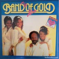 Discos de vinilo: BAND OF GOLD - THE BAND OF GOLD ALBUM - LP 1985. Lote 173068107