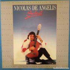 Discos de vinilo: NICOLAS DE ANGELIS SOLEIL LP 1987 DELPHINE SPAIN ESPAÑA. Lote 173069035