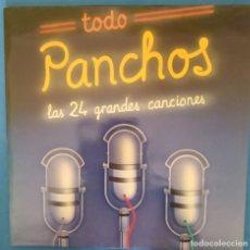 Discos de vinilo: LOS PANCHOS.- TODO PANCHOS (LAS 24 GRANDES CANCIONES) DOBLE LP 1990. Lote 173069205