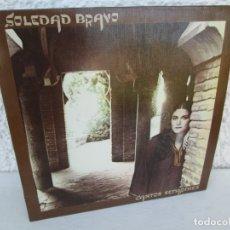 Discos de vinilo: SOLEDAD BRAVO. CANTOS SEFARDIES. LP VINILO. DISCOS CBS 1980. VER FOTOGRAFIAS ADJUNTAS. Lote 173069643