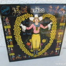 Discos de vinilo: THE BYRDS. SWEETHEART OF THE RODEO. LP VINILO. EMBASSY CBS 1975. VER FOTOGRAFIAS ADJUNTAS. Lote 173069870