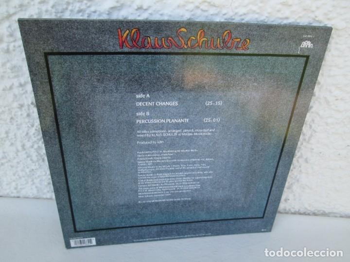 Discos de vinilo: KLAUS SCHULZE. MIDITERRANEAN PADS. LP VINILO. METRONOME MUSIK 1990. VER FOTOGRAFIAS ADJUNTAS - Foto 9 - 173071218