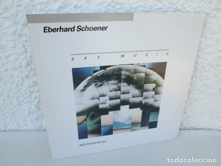 EBERHARD SCHOENER. SKY MUSIC. MOUNTAIN MUSIC. LP VINILO. DIRECT METAL MASTERING. KUCKUCK 1984 (Música - Discos de Vinilo - Maxi Singles - Clásica, Ópera, Zarzuela y Marchas)