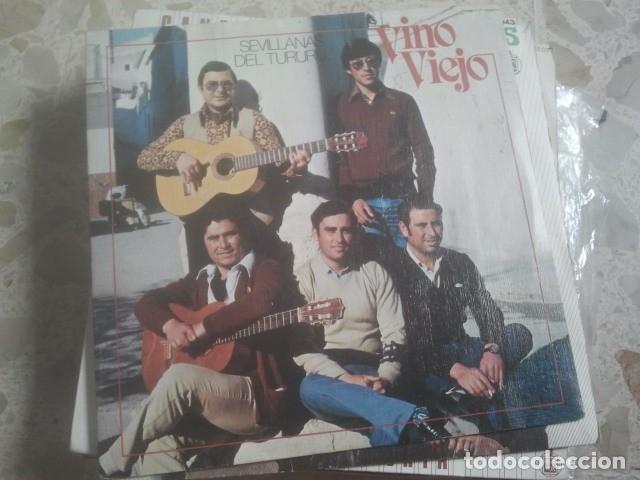 Discos de vinilo: FLAMENCO - COPLA - RUMBA - SEVILLANAS - BUEN LOTE DE VINILOS - 31 DISCOS - SINGLES - VER FOTOS - Foto 17 - 173074303
