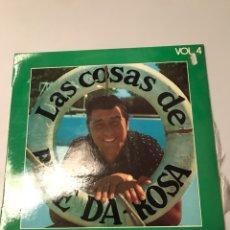 Discos de vinilo: LAS COSAS DE PEPE DA ROSA. Lote 173077738